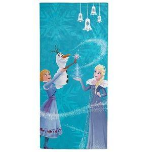 NWT Frozen Bells Beach Towel by Disney